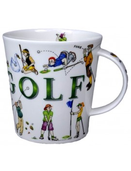 Kubek Golf porcelanowy
