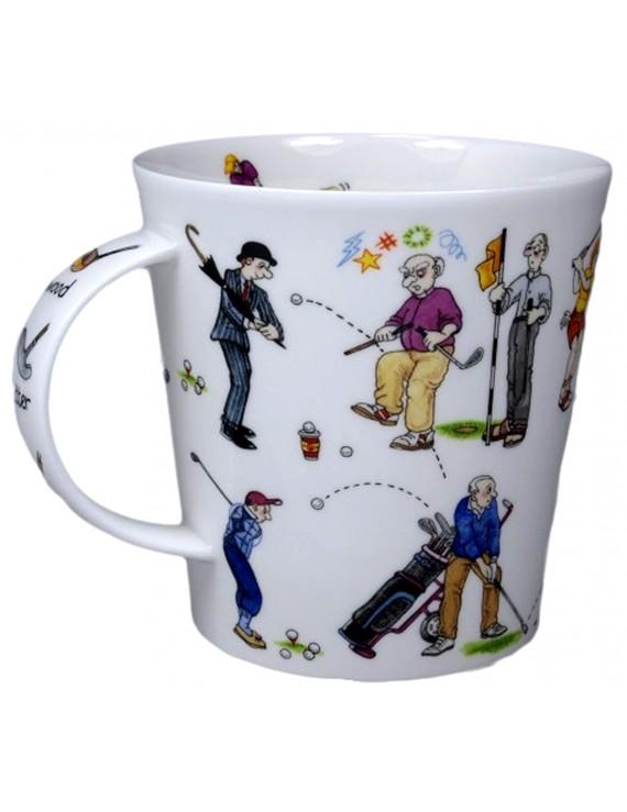 Kubek Golf porcelanowy