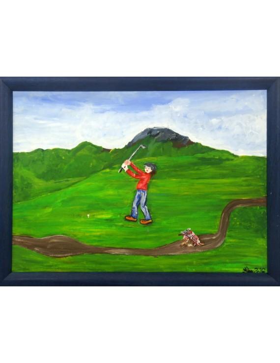 "Obraz słowacki ""Golf 5"""