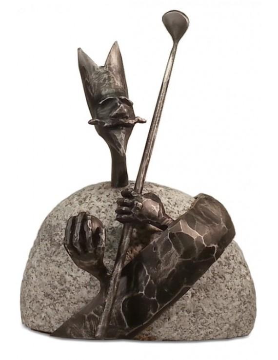 Rzeźba golf V