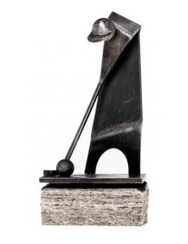 Rzeźba golf VIII