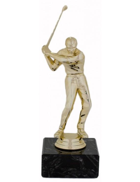 Statuetka golfista