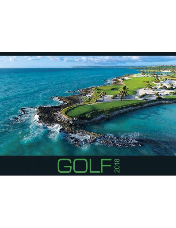 Kalendarz II dla golfisty 2018
