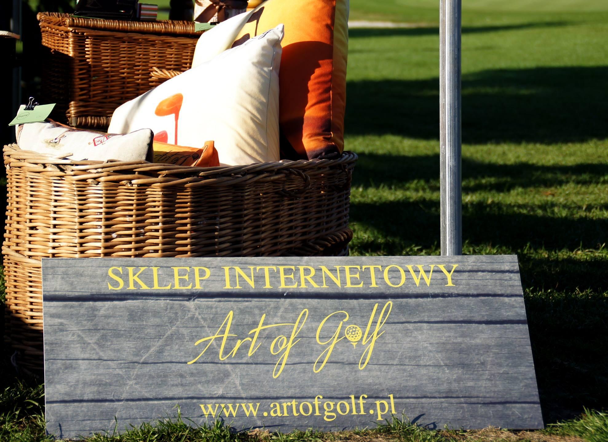 Art of Golf, produkty dla golfistów