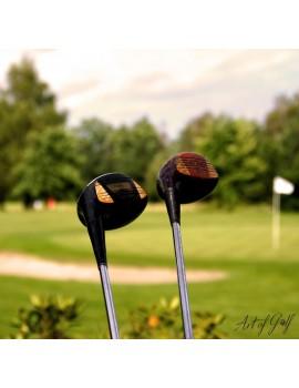 """Obraz na płótnie """"Golf Clubs"""""""