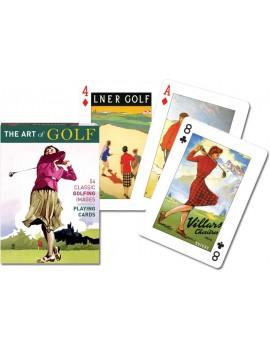 Karty do gry  Świat Golfa