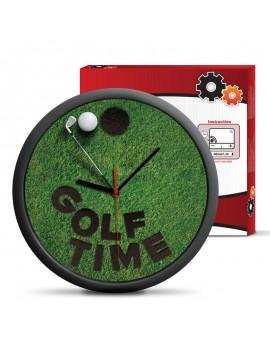 Zegar ścienny 'Golf Time'