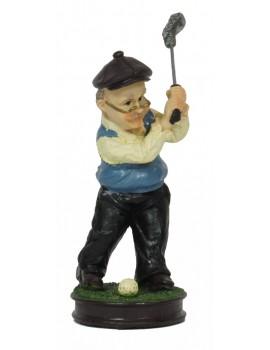 "Figurka ""Dziadek Golfista"""